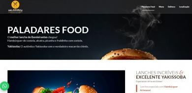 Paladares Food
